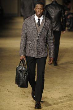 Corneliani Men's RTW Fall 2014 - Slideshow - Runway, Fashion Week, Fashion Shows, Reviews and Fashion Images - WWD.com