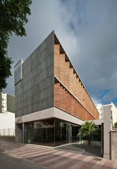 Escuela de música in Benicàssim - Benicasim, Spain - 2010 Enrique Fernández-Vivancos   #architecture #facade #art #music #school