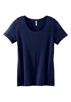 sheego casual sheego Shirt blau