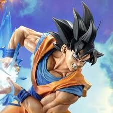 Goku, Sonic The Hedgehog, Fictional Characters, Art, Art Background, Kunst, Performing Arts, Fantasy Characters, Art Education Resources