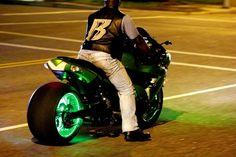 Black Bike Week Pictures