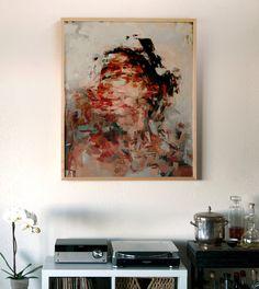 New Beginning Large format Giclee Art print от kaisamuelsdavis