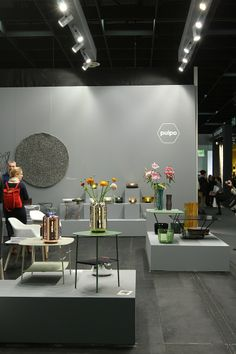 Pulpo at IMM Cologne 2014