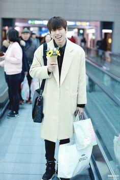 Angel Jang Dongwoo :)