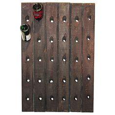 Bordeaux Wine Rack