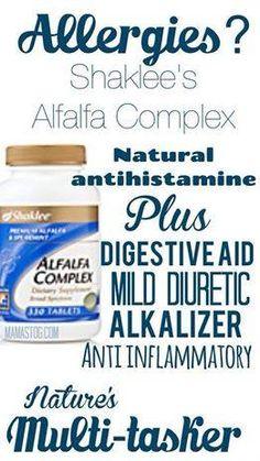 Natural Solutions for Allergies http://www.SeedingAbundance.com http://www.marjanb.myShaklee.com
