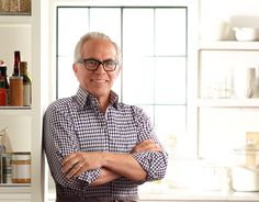 Organize your pantry with these tips from Geoffrey Zakarian.