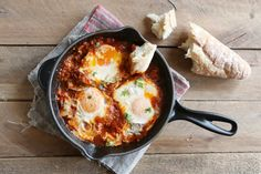 We'd travel the world for these 10 breakfasts.