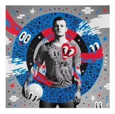 Pepsi mistura arte de rua, fotografia e futebol em nova campanha - Adnews - Movido pela Notícia