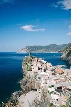 10 Postcards of Cinque Terre — Bon Traveler