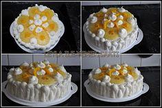 Ananasli Yas Pasta