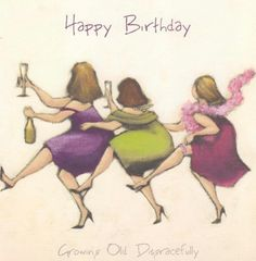 funny birthday images for women - Google Search #compartirvideos.es #happybirthday