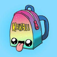 Ya ha comenzado la vuelta a clase en muchos países ¿y en el tuyo, ha llegado ya? #drawing #kawaii #backtoschool #vueltaaclases #draws #drawings