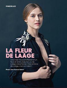 Lou de Laage