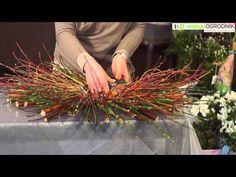 Sekunda dla Kwiatów - wiszący wiosenny wianek S02 E04 - YouTube
