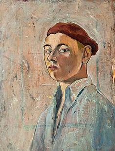 "huariqueje: "" Self Portrait - Eero Nelimarkka Oil on board, cm. John Singer Sargent, Gustav Klimt, Selfies, James Ensor, National Gallery, Portraits, Van Gogh, Finland, Painting & Drawing"