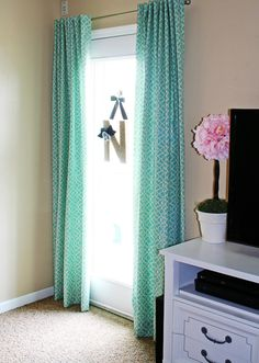Dreamy Living Room Curtains Top 10 DIY Curtains Projects