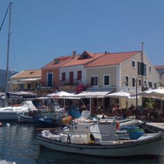 My trip To Fiscardo in the Greek Islands!