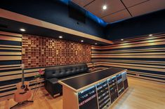Studio Design and Acoustic Consulting - Wes Lachot Design Mobile Recording Studio, Recording Studio Design, Studio Layout, Home Studio, Auditorium, Acoustic, Conference Room, Table, Furniture