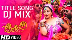 Jilebi Title Song Dj Mix | Kannada New Video Song 2017 | Pooja Gandhi, Y...