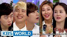 Hello Counselor - Jessi, Rap Monster, V, Kim Kayeon & Lim Yohwan (2015.0...