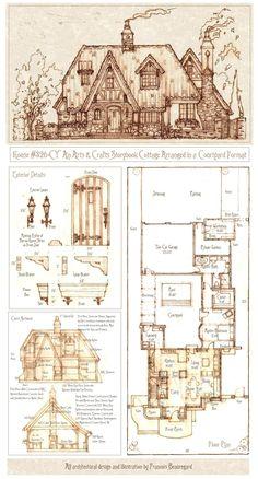 House 326-CY by Built4ever.deviantart.com