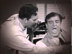 The Abbott and Costello Show Season 1 Episode 2 The Dentist's Office - YouTube