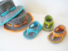 Crochet Dreamz Oh my goodness these are too cute! Perfect for my sweet nephews.