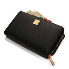 Rachel Cruze wallet for the Dave Ramsey cash envelope system