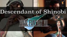Descendant of Shinobi - Final Fantasy VII Final Fantasy Vii, Descendants, Finals, Woods, Social Media, Cover, Amazing, Fictional Characters, Instagram