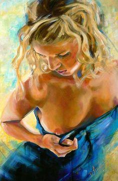 Damian Klaczkiewicz ~ Figurative painter | Tutt'Art@ | Pittura * Scultura * Poesia * Musica |