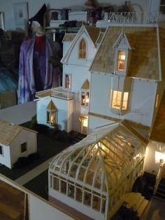 Practical Magic Dollhouse