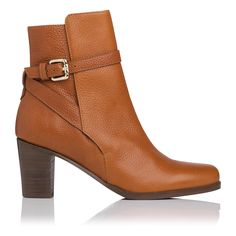 L.K.Bennett - Dionne Leather Ankle Boot    $495.00