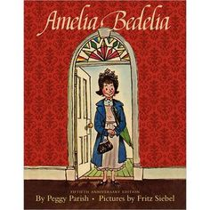 Amelia Bedelia by Peggy Parish. Amelia Bedelia books are so funny and light-hearted. Students seem to enjoy her confusion with idioms. These books might provide insight into idioms, especially with English language learners. Best Children Books, Childrens Books, Tween Books, Children Stories, Children Reading, Amelia Bedelia, Children's Book Characters, Storybook Characters, Books