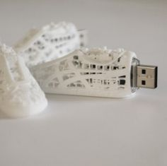 3d printed USB by freedom of design