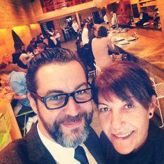 La mejor directora del mundo ; Manuela Romeralo. No hay mejor Soumiller, ni mejor catadora de habanos, ni mejor el directora de sala ni mejor persona. A sus pies.