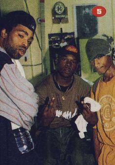 Method Man & Smif-n-Wessun
