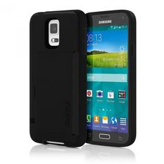 Etui INCIPIO Stowaway Case pokrowiec do Samsung Galaxy S5