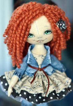 АртМания: Кукла-малышка