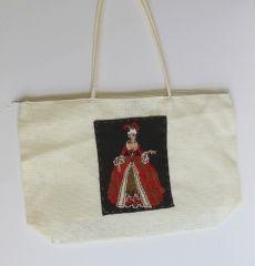 אורלי אייזנר - עתיקלה Reusable Tote Bags