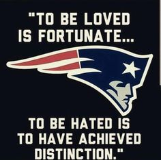 New England Patriots | Embrace the hate
