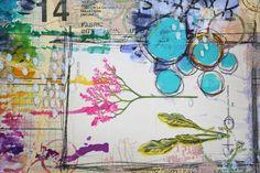 art journal inspiration - DLP 4.4.15 - Rae Missigman