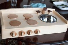 Portable Play Kitchen