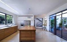 מבית שרון נוימן אדריכלים: בית מגורים יחודי בשרון   Home in Style – הבלוג לעיצוב הבית