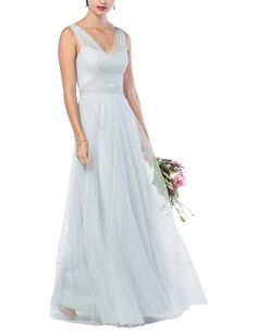 Wtoo 343 will make you the best-looking girl in the bunch. Crisscross detailing on the sleeveless bodice creates a V neckline that flows down into a wrapped waist. The soft Bobbinet skirt adds romance and the self-tie waist finishes the look. Classic Bridesmaids Dresses, Bridesmaid Dresses 2017, Designer Bridesmaid Dresses, Wedding Dresses, Wedding Attire, Pink Bridesmaids, Illusion Dress, Bodice, Neckline