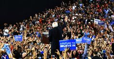 Bernie Sanders' next signature rally may take place in Philadelphia—the night before the Democratic National Convention.The Vermont senator's campaign has applied for a permit to hold an event that will reportedly host between 15,000 to 40,000 people on July 24 at Franklin Delano Roosevelt Park. It is one of 10 such pro-Sanders events requesting permission from the Philadelphia mayor's office, the Burlington Free Press reports.