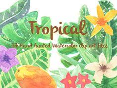 Tropical von Zala auf Etsy