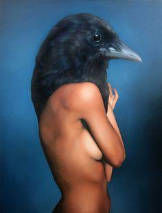 Amy Judd Artist Oil Paintings King Pierus' daughter