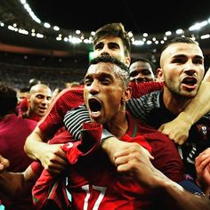 @luisnani was Portugal's joint top scorer with 3 ⚽️⚽️⚽️. #PORFRA #EURO2016