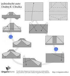 origami auto - Google zoeken